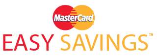 MasterCard Easy Savings