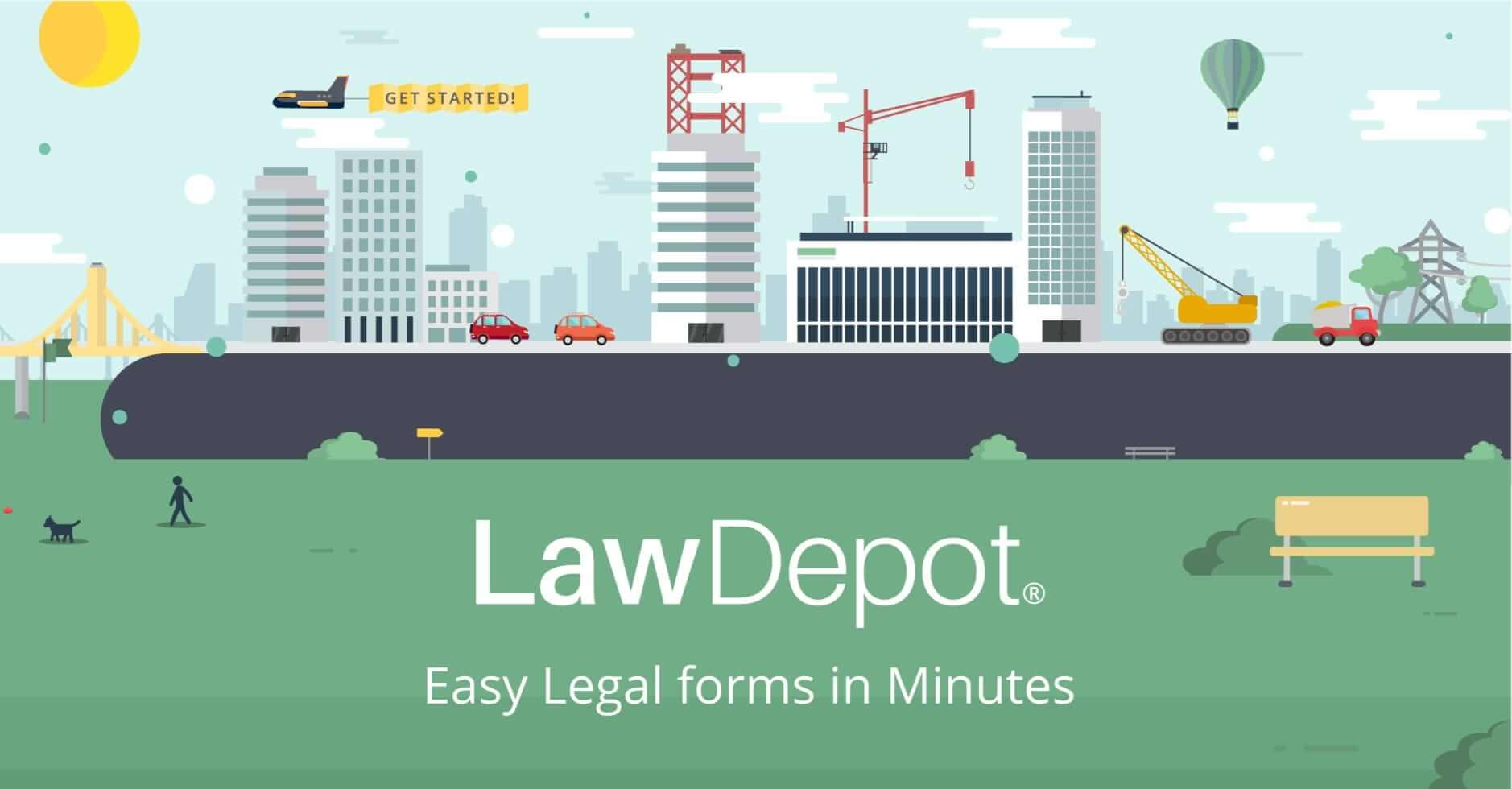 Free Legal Documents, Forms & Contracts | LawDepot